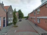 Brandweer naar Beukestraat in Vlaardingen vanwege waarnemen gaslucht