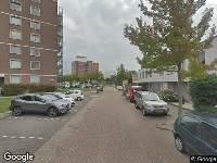 112 melding Ambulance naar Zuster Meijboomstraat in Leiden