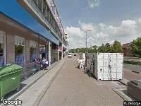 Ambulance naar Vinkenbaan in Rotterdam