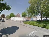 112 melding Brandweer naar Zoutmanstraat in Eindhoven