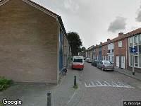 112 melding Ambulance naar Piet Retiefstraat in Tilburg
