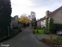 112 melding Ambulance naar Fresiastraat in Dongen