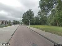 Ambulance naar Hoekenes in Amsterdam