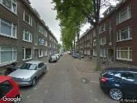 112 melding Brandweer naar Walchersestraat in Rotterdam vanwege brand