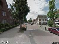 112 melding Brandweer naar Pelgrimsweg in Tilburg