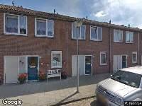 112 melding Ambulance naar Opdijkstraat in Amsterdam