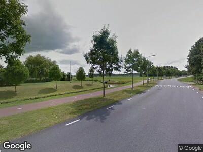Brandweer naar Industrieweg in Middelharnis vanwege gebouwbrand