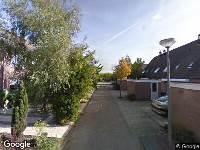 112 melding Ambulance naar Slot Assumburgpad in Schiedam