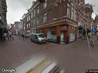 Ambulance naar Verwulft in Haarlem