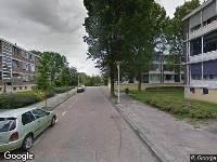 Brandweer naar Magnoliastraat in Leeuwarden vanwege gebouwbrand