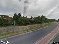 Traumahelikopter naar Barneveldseweg in Nijkerk