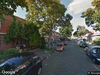 112 melding Ambulance naar Esdoornstraat in Haarlem