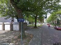 112 melding Ambulance naar Europalaan in Tilburg