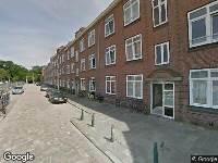Ambulance naar Rusthofstraat in Rotterdam