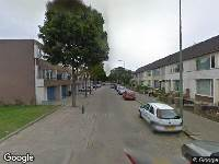 112 melding Ambulance naar Tamboerijn in 's-Hertogenbosch