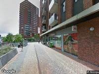 112 melding Ambulance naar Meerzand in Eindhoven