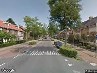 112 melding Ambulance naar Julianalaan in Oosterhout