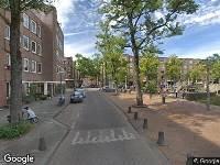 112 melding Ambulance naar Reggestraat in Amsterdam