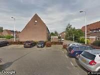 112 melding Politie naar Mijehof in Amsterdam vanwege ongeval met letsel