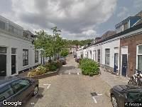 112 melding Ambulance naar Eigenhaard in Dordrecht