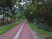 Ambulance naar Waterleidingstraat in Rosmalen