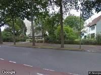 Brandweer naar Hamseweg in Hoogland vanwege verkeersongeval