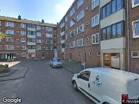 112 melding Ambulance naar Den Burgstraat in Amsterdam