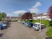 Ambulance naar Beltmolen in Papendrecht