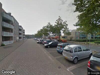 Ambulance naar Terwogtstraat in Hellevoetsluis