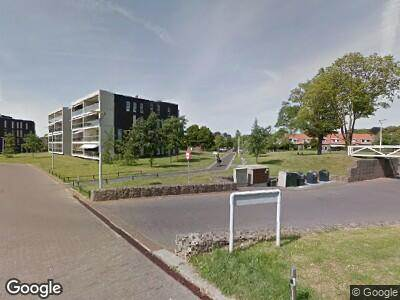 Ambulance naar Wachterslaan in Nijmegen