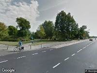 112 melding Ambulance naar Huisduinerweg in Den Helder