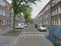 112 melding Ambulance naar Wieringerstraat in Rotterdam