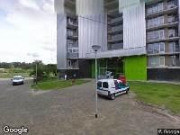 112 melding Ambulance naar Klieverink in Amsterdam