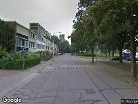 112 melding Ambulance naar Bachlaan in Tilburg