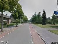 112 melding Besteld ambulance vervoer naar Aeneaslaan in Eindhoven