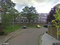 112 melding Ambulance naar Albert Verweijstraat in 's-Hertogenbosch