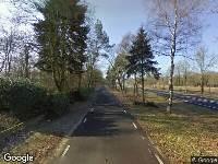 Politie naar Apeldoornseweg in Ede