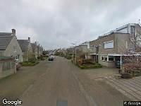 112 melding Ambulance naar Lunterenstraat in Tilburg