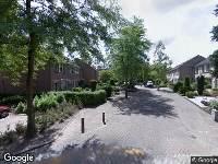 Ambulance naar Haringvliethof in Ridderkerk