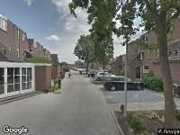 Ambulance naar Noorderbreek in Landsmeer