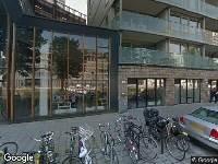 Ambulance naar Wijnhaven in Rotterdam