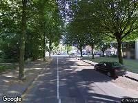 Ambulance naar Thomas van Aquinostraat in Tilburg