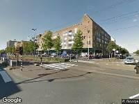 112 melding Ambulance naar IJburglaan in Amsterdam
