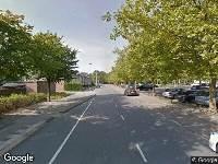 Ambulance naar Boerhaaveplein in Bergen op Zoom