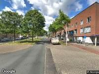 Ambulance naar Houthalenstraat in Amsterdam