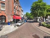 Ambulance naar Johannes Verhulststraat in Amsterdam