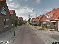 Ambulance naar Burgemeester Brandtstraat in Moordrecht vanwege brand