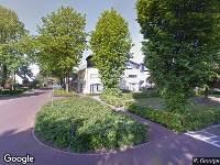 112 melding Ambulance naar Ypelaerstraat in Hilvarenbeek