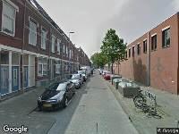 Ambulance naar Corverstraat in Rotterdam