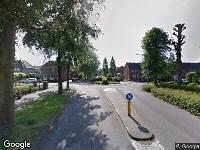 Brandweer naar De Lange Kant in Oisterwijk